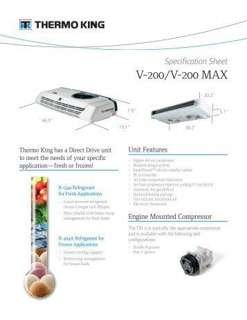 V-200/V-200 MAX
