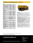 Water Tank Articulated Truck - Articulated Truck Solutions - Page 2