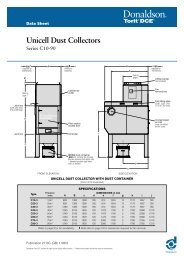 Unicell Dust Collectors