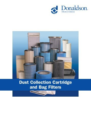 Dust Collection Cartridge and Bag Filters