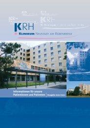 3 - Klinikum Region Hannover GmbH