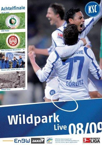 0809_dfb-pokal wehen.pdf - Karlsruher SC