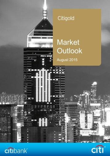 Market Outlook August 2015
