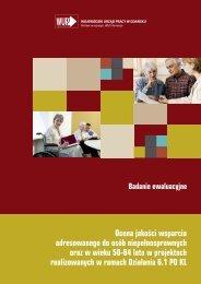 pobierz (PDF, 3MB) - Wojewódzki Urząd Pracy w Gdańsku