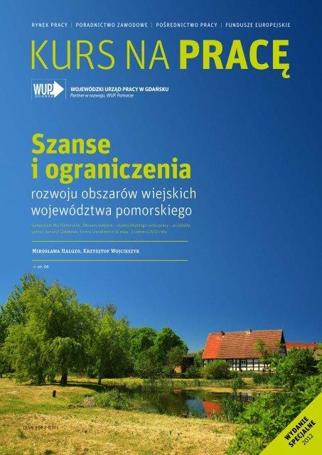 Szanse i ograniczenia - Wojewódzki Urząd Pracy w Gdańsku