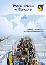Twoja praca w Europie