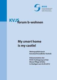 My smart home is my castle! - Kommunalverband für Jugend und ...