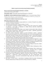 Załącznik - Wojewódzki Urząd Pracy w Gdańsku