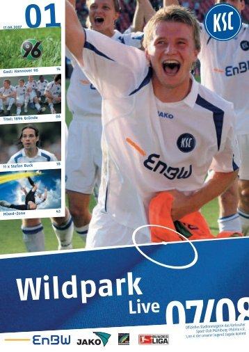 Stefan Buck - Karlsruher SC