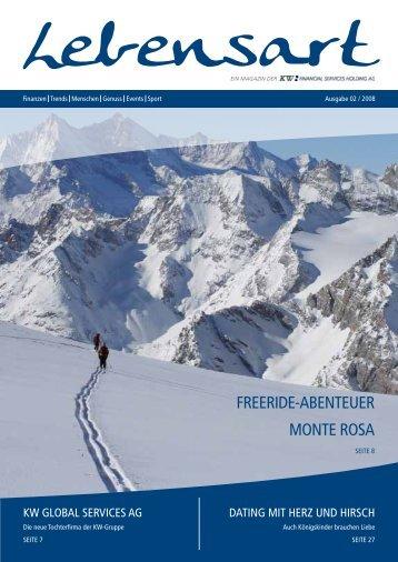 FrEEriDE-AbEnTEuEr MonTE roSA - KWAG