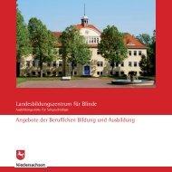 Download der Informationsbroschüre der Berufsausbildung