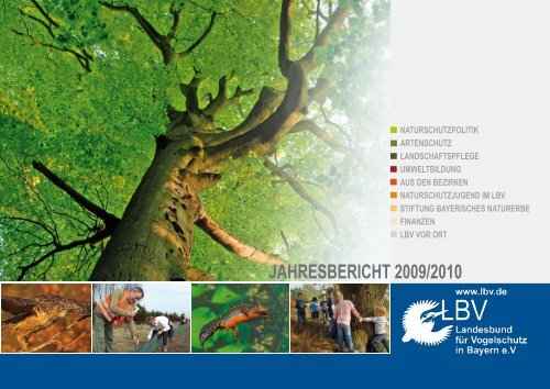 Jahresbericht 2009/2010 - LBV