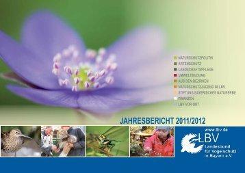 zur LBV-Jahresbericht 2011/2012