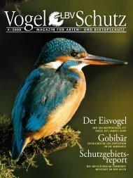 vogel des Jahres 2009 - LBV