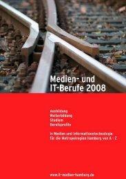 Medien- und IT-Berufe 2008 - KWB - Koordinierungsstelle ...