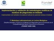 Diapositiva 1 - Lechos Biológicos