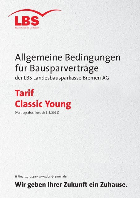 Tarif Classic Young - Lbs