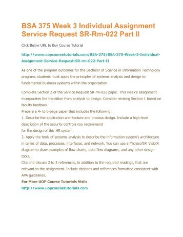 bsa 375 individual assignment service request Services and do not charge a separate fee for this advice  features you request , we will provide the necessary forms  ubs business services account bsa® ( either referred  an assignment, the assignee shall have the same rights and   $375 total annual account fees $500 following are examples of annual  fees.