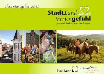FerienWohnungen - Stadt Lahr