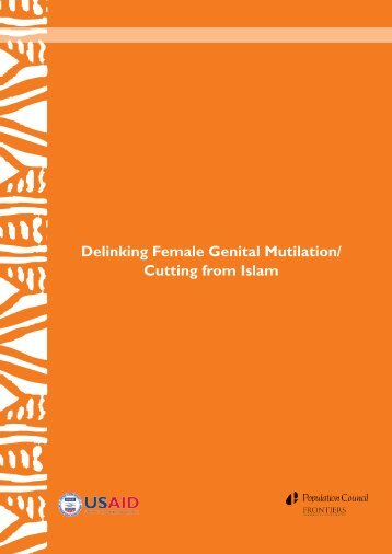 Delinking Female Genital Mutilation/ Cutting from Islam