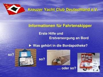 öffnen (pdf) - Kreuzer Yacht Club Deutschland e.V.