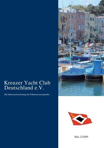 KYCD - Partner - Kreuzer Yacht Club Deutschland e.V.
