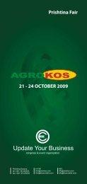 21 - 24 OCTOBER 2009
