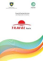 Travel & Tourism Fair 2011 06-08 April 2011 Prishtina
