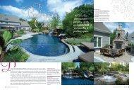 July 2009 - Swimming Pool & Landscape Design