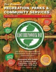 RECREATION PARKS & COMMUNITY SERVICES