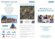 Einladung zum Marktplatz Intermed Marktplatz Intermed - LADR