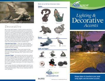 Decorative - Lurvey
