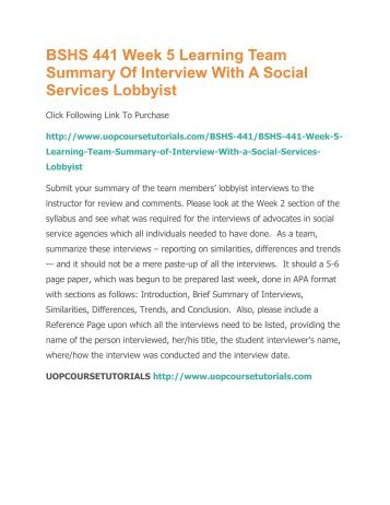 social service lobbyist interview essay Interview with social worker daniel jacob, msw  workers to be a part of our social work interview  personnel services credential in public child.