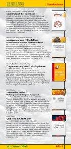COMP UTER BOOK NEWS - Seite 5