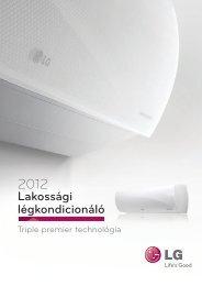 Lakossági légkondicionáló - LG Electronics