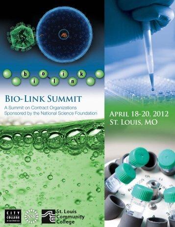 Download the report (pdf 1.6 Mb) - Bio-Link