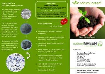 Plant Strengthener