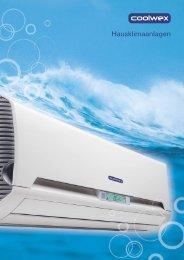 Neuer Katalog 'Komfortklima Coolwex' - Produktekatalog 2006/2007