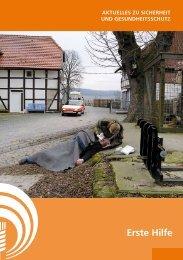 Erste Hilfe - Die Landwirtschaftliche Sozialversicherung
