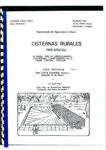 CISTERNAS AURAL,ES