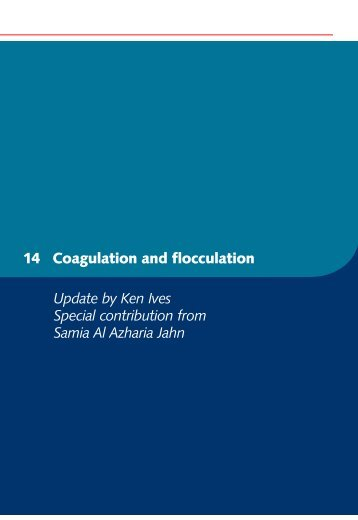 Coagulation and flocculation - SamSamWater
