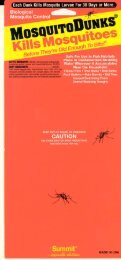 Biological - Do It Yourself Pest Control Products and Supplies