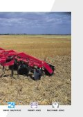 The Kuhn-Huard 3 to 6 m stubble cultivator range - Page 3