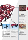 The Kuhn-Huard 3 to 6 m stubble cultivator range - Page 5