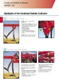 The Kuhn-Huard 3 to 6 m stubble cultivator range - Page 6