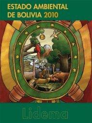 INFORME DEL ESTADO AMBIENTAL DE BOLIVIA 2010