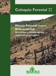 Coloquio Forestal II