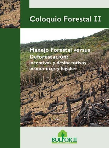 Coloquio Forestal II