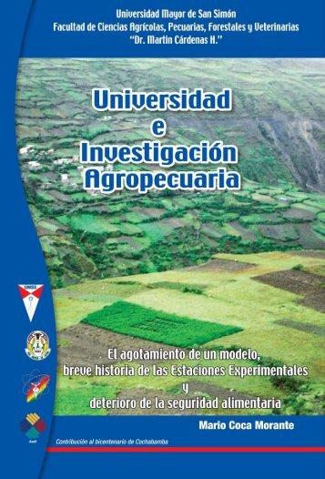 Universidad e Investigación Agropecuaria