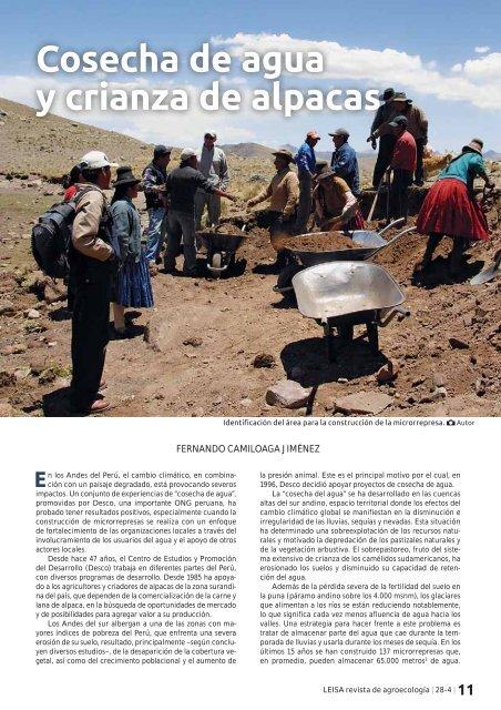 Descargar en pdf - Leisa - Revista de Agroecología
